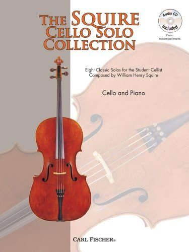 The Squire Cello Solo Collection by William Henry Squire (2008-06-02)
