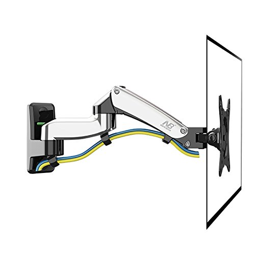 NB F150 - Soporte de pared articulado para LED LCD monitores de...