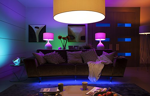 Philips hue – LED personal wireless lighting – 1 x 6.5W GU10 – Erweiterung für alle hue Starter Sets,Energieklasse A - 4