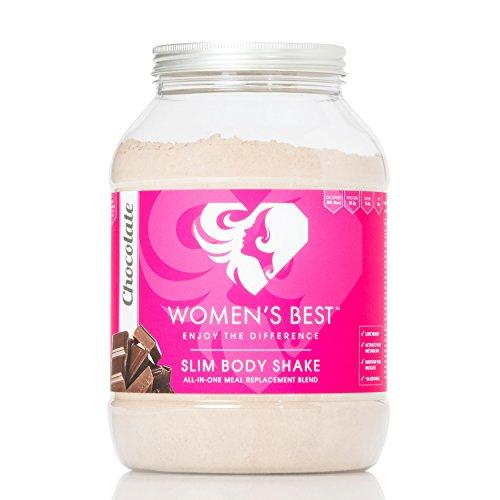 Reis-protein-konzentrat (Cremiger Mahlzeitenersatz Shake für Frauen   Slim Body Shake - vollwertiger Diät-Shake zum Abnehmen mit 200 kcal   Superfoods für Stoffwechsel   100% pflanzliche Proteine – 1,2 kg SCHOKOLADE)