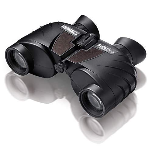 Steiner Safari UltraSharp 10x30 Fernglas - kompakt, leicht, robust, wasserdicht, ideal für Reisen, Wandern, Konzerte, Sport- und Naturbeobachtung