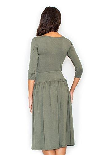 Figl - Robe - Femme waldgrün