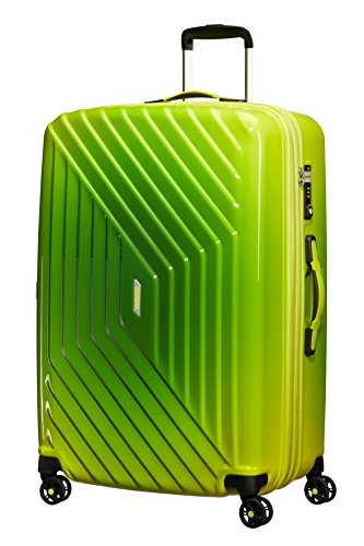 American Tourister - Air Force 1 Spinner 76/29 Extensible 96.5/111L - 4.1 KG, Jaune (Gradient Yellow)