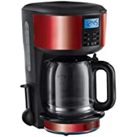 Russell Hobbs Legacy Coffee Maker 20682, 1.25 L - Red