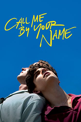 Call Me By Your Name [DVD]
