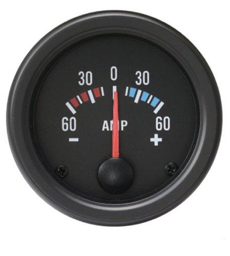 Simoni Racing AM/B Amperometro Elettrico, Nero
