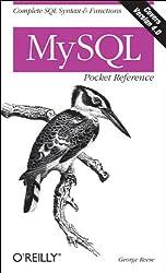MySQL Pocket Reference (en anglais)