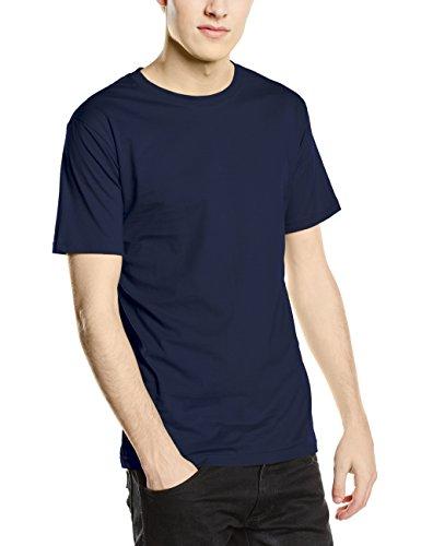 Stedman Apparel Herren T-Shirt Classic-t Fitted/st2010 Blau - Marineblau