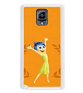 PrintVisa Wow Expression High Gloss Designer Back Case Cover for Samsung Galaxy Note 3 :: Samsung Galaxy Note III :: Samsung Galaxy Note 3 N9002 :: Samsung Galaxy Note N9000 N9005