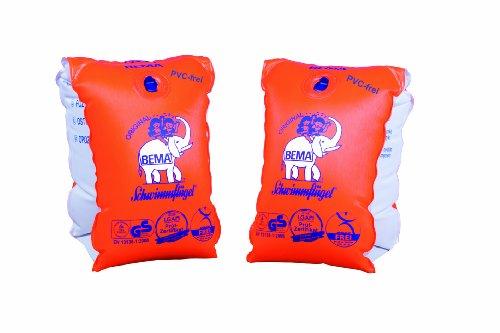 Filmer Unisex- Babys BEMA Schwimmfluegel WFF,orange, Größe 00, 12,5x19,5 cmHöchstgewicht: 11 Kg, 1 Jahr