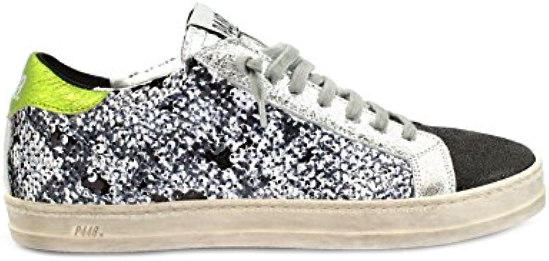 P448 Sneaker E8JOHN Paillettes  En línea Obtenga la mejor oferta barata de descuento más grande