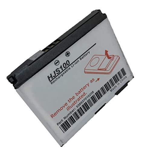 Backupower Ersatz Akku Batterie Kompatibel mit Mercedes/VW - Becker MAP Pilot,VW Map Pilot 3.7V 900MAH
