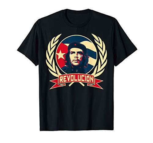 Che Guevara Cuba Communism Revolution T-Shirt -