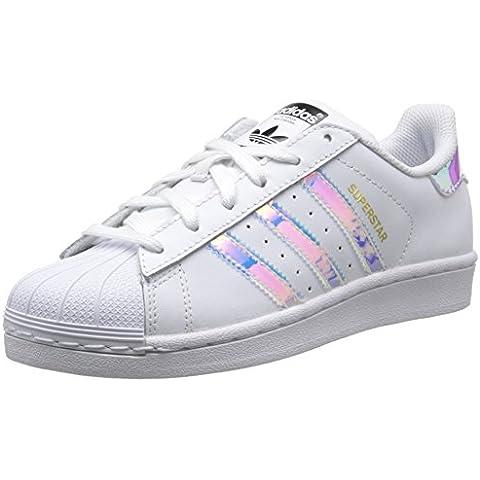 adidas Superstar - Zapatillas de deporte Unisex Niños
