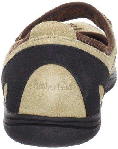 Timberland PINKHM NTCH MJ SUEDE 28613, Scarpe sportive donna Marrone (Braun (Tan Suede 0))
