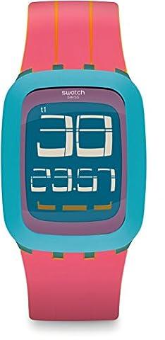 Swatch Damen-Armbanduhr SURS103