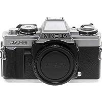 Minolta XG-M Reflex automática Semi Profesional con Obturador electrónico.