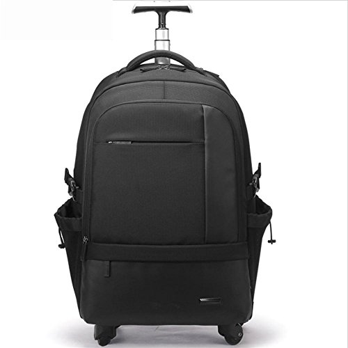 Multifunction-Lightweight-Backpack-Laptop-Rucksack-4-Wheel-360Rotate-for-BusinessTravel-Luggage-Suitcase-Daypack