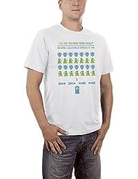 Touchlines Herren T-Shirt Bad Wolf