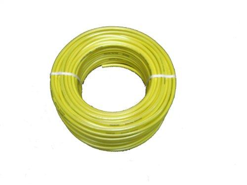 Tricoflex Wasserschlauch Tricoflex, 1/2 Zoll, 100 m Rolle, gelb -