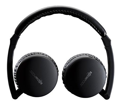 Boompods Skypods noir