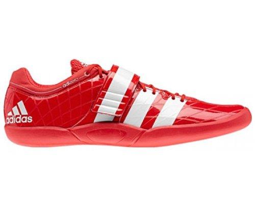 Adidas Adizero Discus/Hammer Throwing Schuh Rot sUx6s
