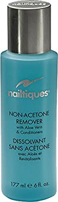 Nailtiques non-acetone remover 6 fluid ounces