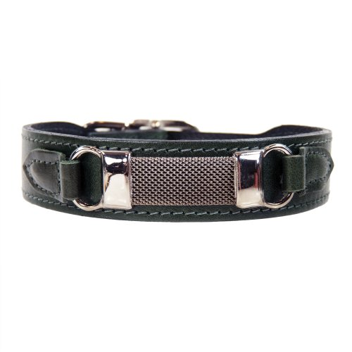 hartman-rose-barclay-collection-hundehalsband-ivy-grun-305-356-cm