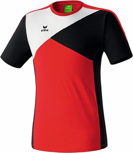 cheap for discount 06759 182f1 Günstig Erima Erwachsene Premium One T-Shirt, Rot Schwarz Weiß, XL ...