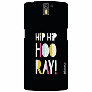 Oneplus One A0001 Back Cover - Hooray Designer Cases