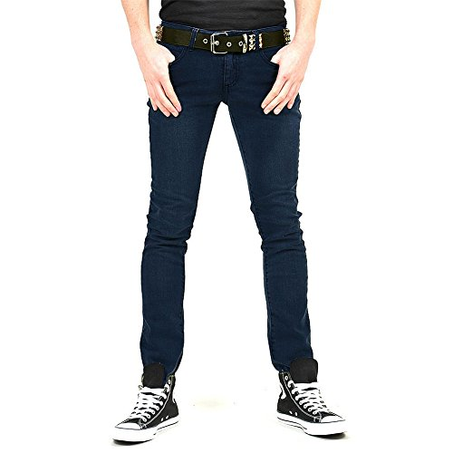 Bleeding Heart Indigo Jeans (Navy) Navy