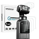 NEWZEROL 3 Packs Compatibile con DJI Osmo Pocket Pellicola...