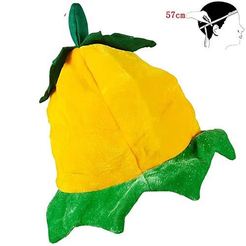 Noybli berretto da astronauta americano adulto soldato romano guerriero gladiatore fancy dress costume helmet hat una varietà di cappelli da festa di carnevale giallo