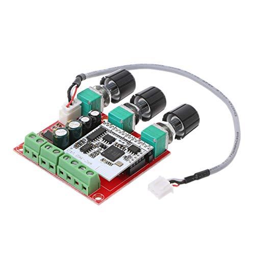 Dual Woofer (Werst TPA3110D2 Bluetooth Subwoofer Digitaler Verstärker Board Audio 2,1 CH Stereo Modul 15 W x 2 + 30 W)