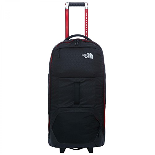 The North Face Longhaul 30 - Bolsa de viaje unisex, color negro, talla 30