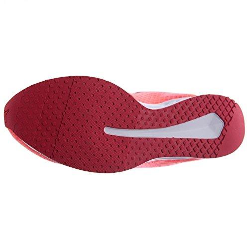 Puma Burst Toile Chaussure de Course Fluorescent Peach-Rose Red