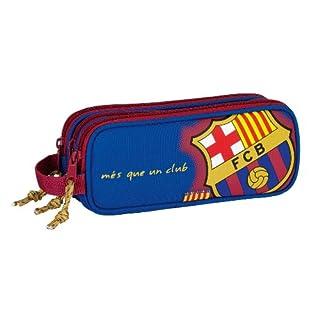 FC Barcelona Barca Federtasche Federmappe Stifttasche für Schultasche Bleistifte