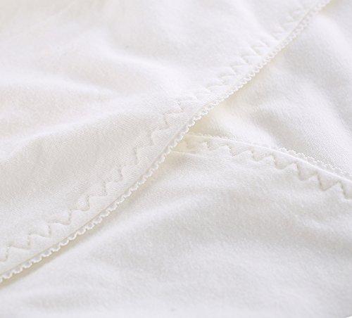 Still-Shirt, Topwhere® Umstandsmode Unterwäsche Schwangeres Stillen Nursing Schwangerschaft Top Black+White