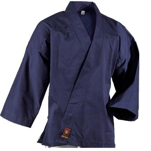 DanRho Meditations- und Qi Gong Anzug blau
