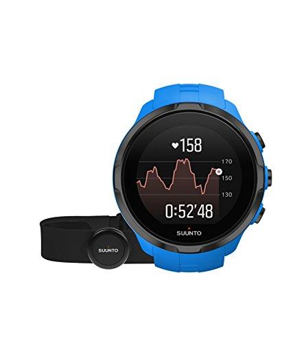 Suunto Spartan Sport Wrist HR - azul (incluye también correa pectoral)