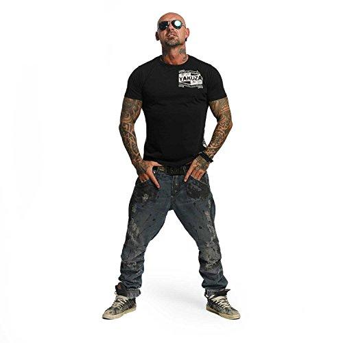 Yakuza Original Herren UNTD T-Shirt Schwarz