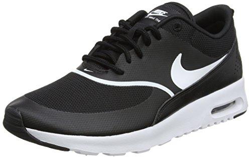 NIKE Air Max Thea, Chaussures de Running Femme, Noir (Black/White 028), 40 EU