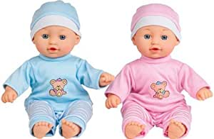 Chad Valley Babies To Love Talking Twin Dolls Amazon Co