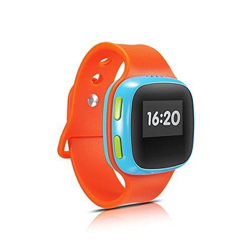 Alcatel Move Time SW10 smartwatch Blu OLED 2,41 cm (0.95