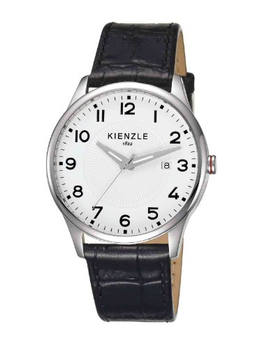 Kienzle Men's Quartz Watch K3041012011-00024 with Leather Strap