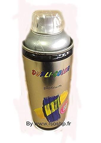 Dupli Color Sprühfarbe Farbe Grau Aluminium RAL 9007 Spray 400ml