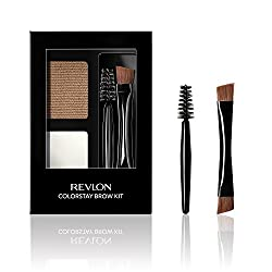 Blonde : Revlon ColorStay Brow Kit, Blonde