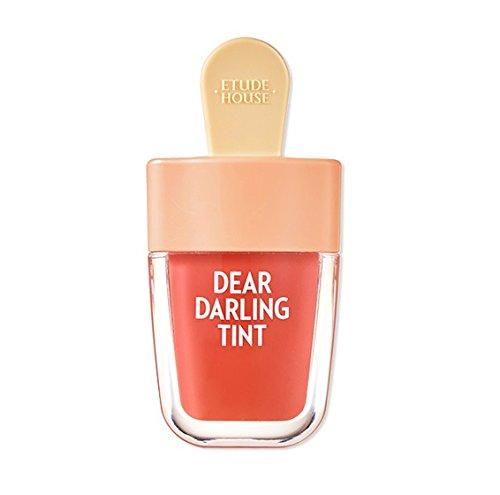 Etude House Gel gloss per labbraDear Darling Tint, 4,5 g, confezione Ice Cream