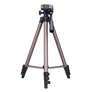 Multi-Functional Protable Lightweight Aluminum Camera Tripod for Canon EOS 4000D 2000D,100D,200D, 1300D 1200D 700D 650D 800D 750D 80D 77D 60D 70D,7D , Nikon D810 D850,D610 D600 D7200,D7500,D5600 D5300 D5500,D3400,D3300 D3200,D3100,FUJI FinePix X-S1,HS50,SL1000, Panasonic FZ82 FZ72 FZ2000,OLYMPUS ,Pentax K50,K70,Sony a7,a9 & more DSLR.