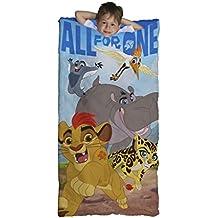 Disney Junior león Guardia todos para una bolsa de dormir